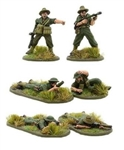 Bolt Action - Australian flamethrower, lt mortar & sniper teams Pacific