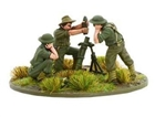Bolt Action - Australian medium mortar team Pacific