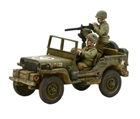 Bolt Action - US Army Jeep with 30 cal MMG