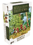 Warlord - Warlords of Erehwon Daimyo & Retinue