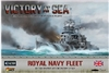 Warlord Games - Victory At Sea Royal Navy Fleet Box