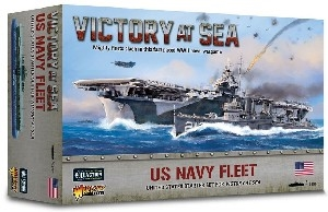 Warlord Games - Victory At Sea US Navy Fleet Box