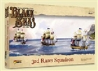 Warlord Games - Black Seas - 3rd Rates Squadron (1770-1830)