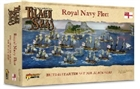 Warlord Games - Black Seas - Royal Navy Fleet (1770-1830) PRE-ORDER