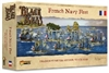 Warlord Games - Black Seas - French Navy Fleet (1770-1830) PRE-ORDER