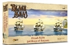 Warlord Games - Black Seas - French Navy 3rd Rates of Renown