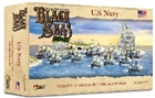 Warlord Games - Black Seas - US Navy Fleet (1770-1830)