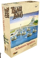 Warlord Games - Black Seas - Schooners Squadron