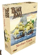 Warlord Games - Black Seas - Merchant Vessels