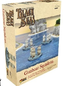 Warlord Games - Black Seas - Gunboat Squadron