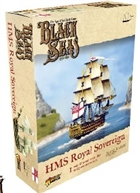 Warlord Games - Black Seas - HMS Royal Sovereign
