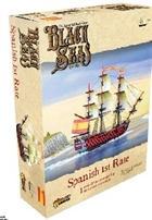 Warlord Games - Black Seas - Spanish Navy 1st Rate