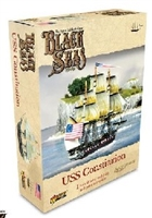 Warlord Games - Black Seas - USS Constitution