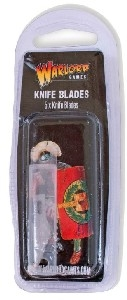 Warlord Games - Replacement Knife Blades