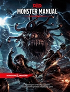 Dungeons and Dragons: 5th Ed Monster Manual
