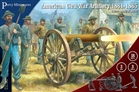 Perry Miniatures - American Civil War Artillery TWO BOXES