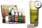 Army Painter Starter Sets - Warpaints: Wargamer Starter Paint Set - White Primer *AUSTRALIA ONLY*