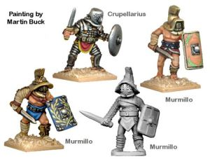 Crusader Ancient Gladiators ANG001 - Murmillones & Crupellarius (4)