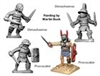 Crusader Ancient Gladiators ANG006 - Provocatores & Dimachaeri (4)