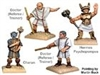 Crusader Ancient Gladiators ANG007 - Arena offcials (4)