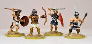 Crusader Ancient Gladiators ANG009 - Sagittarius & Velites