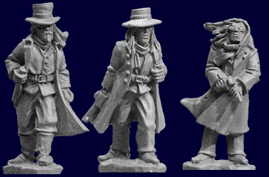 28mm Artizan Texas Rangers I