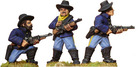 Artizan Wild West - AWW052 - 7th Cavalry w/ Carbines (foot)