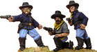 Artizan Wild West - AWW053 - 7th Cavalry w/ Pistols (foot)