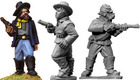 Artizan Wild West - AWW054 - 7th Cavalry troopers (foot)