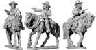 Artizan Wild West - AWW058 - 7th Cavalry w/ Pistols (Mounted)