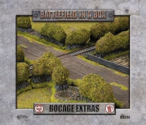 Battlefield In A Box - BB244 Bocage Extras