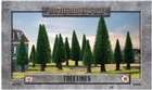 Battlefield In A Box - BB246 Tree Lines