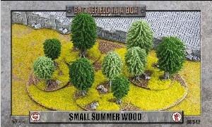 Battlefield In A Box - Small Summer Wood