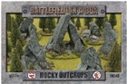 Battlefield In A Box - Rocky Outcrops (6 pcs)