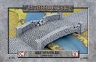 Battlefield In A Box - Wartorn Village: Ruined Bridge