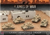 Flames of War - Desert Rats Grant Armoured Troop