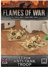 Flames of War - British 17 Pdr Anti-Tank Troop