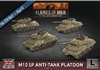 Flames of War - British M10 SP Anti Tank Troop BBX62 Plastic
