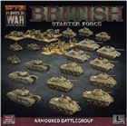 Flames of War - BRAB12 British Late War Armoured Battlegroup Deal