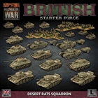 Flames of War - BRAB13 British Late War Desert Rats Squadron Battlegroup Deal