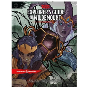 Dungeons and Dragons: 5th Ed Explorers Guide to Wildemount