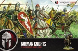 Conquest Games  - Norman Knights