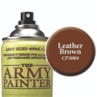 Army Painter Colour Primer Spray - Leather Brown