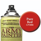 Army Painter Colour Primer Spray - Pure Red