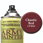 Army Painter Colour Primer Spray - Chaotic Red