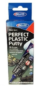 Deluxe Materials - Perfect Plastic Kit Putty 40ml
