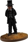 Dead Man's Hand - Civilian Undertaker's Figure Set