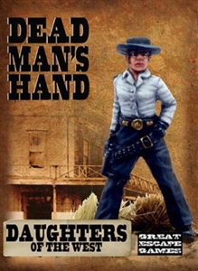 Dead Man's Hand - Daughters of the West Gang
