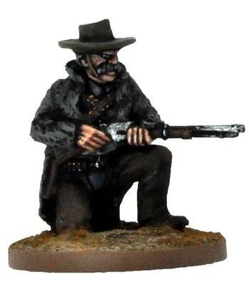 Dead Man's Hand - Rogue Buckshot Roberts