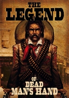 Dead Mans Hand - The Legend of Dead Man's Hand source book (includes LoDMH card deck)